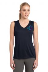 Loose Fit Tank Front